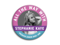 All the Way with Stephanie Kaye