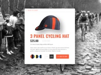 Cycling Hat Product Card