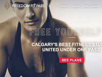 Freedom Fit Pass