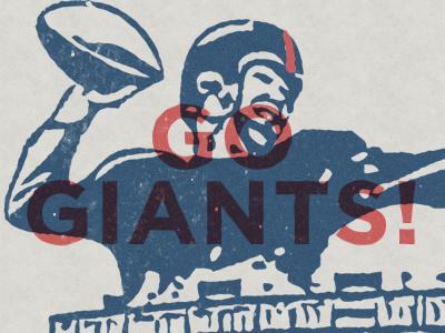 New York Football Giants ny giants logo vintage nfl football new york new york