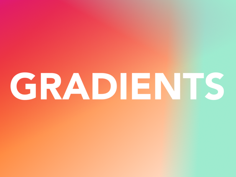 Generative CSS Gradients branding illustration gradient color gradient generative color