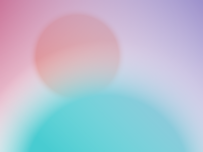 Radial Gradients background soft pastel colors gradient css art generative css