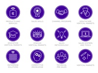 Extreme Networks Sales Certification Badges