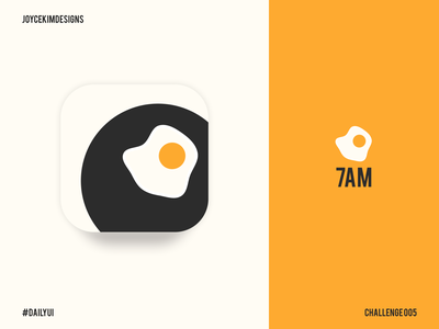 Daily UI/Day 5 breakfast fried egg egg daily ui 005 daily ui dailyui daily ui challenge daily 100 challenge ui ux uiux ui  ux ui design ui challenge