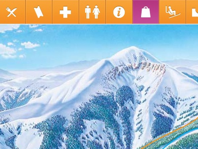 Ski Apache Interactive Map - Final map
