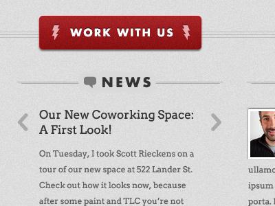 Reno Collective Website Redesign coworking web redesign reno collective