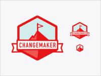 Changemaker badges