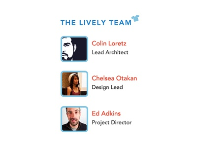 Lively Labs - Our Team element lively labs