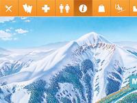 Ski Apache - Interactive Map