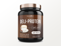 Protein Jar Mockup vol. 1A Plus