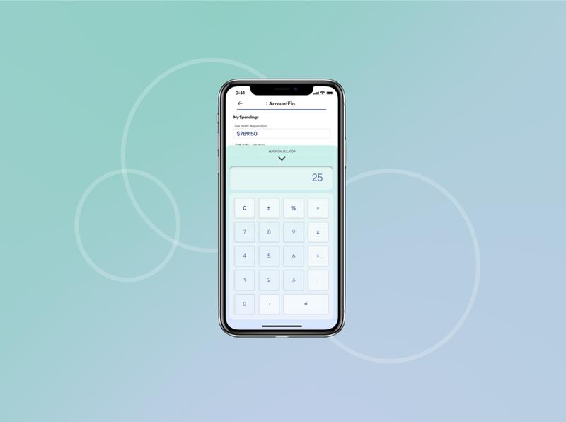 Daily UI 004 - Calculator ui ux calculator dailyui004 dailyui dailyuichallenge