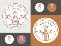 Austin Sticker Concept