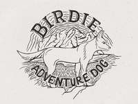 Birdie Adventure Badge