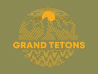 Grand Tetons WIP