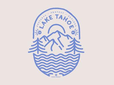 Lake Tahoe mountain nature lake lake tahoe