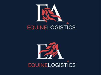 Logo horse love logo