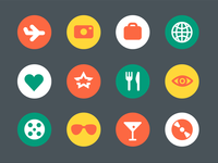 Wunderpass icons