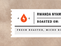 Function Coffee Label 1