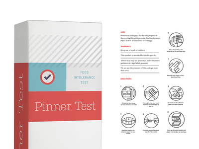Pinner Test Packaging