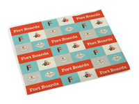 Fort boards pattern 2