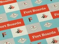 Fort Boards Pattern