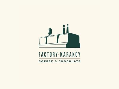 Factory Karaköy Full Responsive Branding drink dr food cafe chocolate bar shop restaurant design identity coffee logo branding