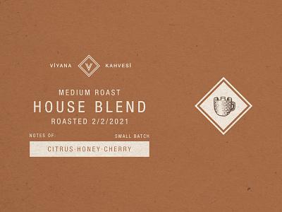Viyana Kahvesi pt.1 startup istanbul bar shop cafe design beverage coffee logo branding