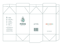 Perkse coffee box template