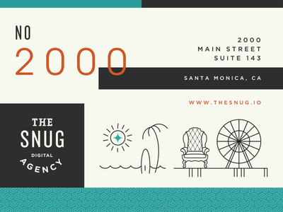 The Snug Digital Agency mid century modern california irish uk digital branding chair chesterfield pub cozy comfy