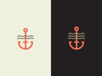 Harbor C. logo options