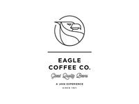 Eagle Coffee Branding