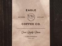 Eagle Coffee Bag pt.I