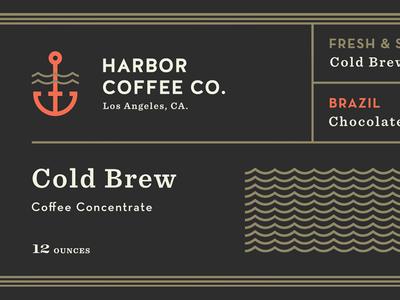 Harbor Cold Brew pt.I