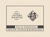 Intern designer