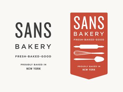 Sans Bakery pt.I