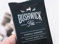 Bushwick Tea Wrapper
