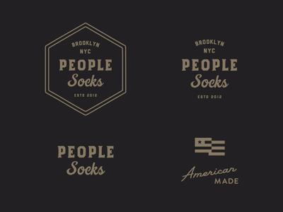 People Socks Re-branding