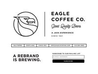 Eagle Coffee Web