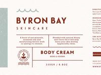 Byron Bay Body Cream