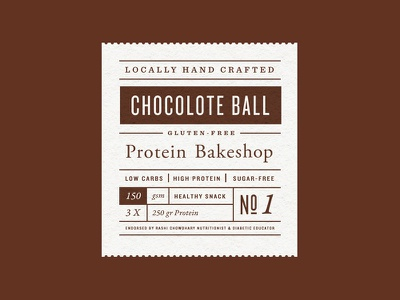 Protein Bakeshop pt.1 skpackaging18 logo design food coffee packaging branding dubai label packaging label design startup typography hand made local protein label organic gluten-free chocolate bakery