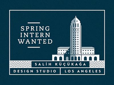 Internla los angeles intern job dtla la design branding packagin