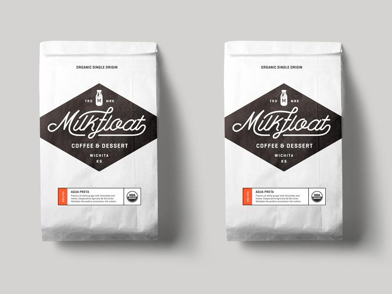 Milkfloat bags