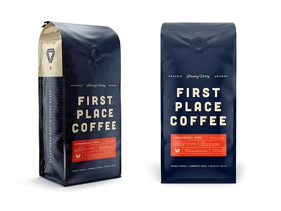 FPC Bag #3 skpackaging18 shop food design iconography espresso bag coffee label beverage logo packaging branding