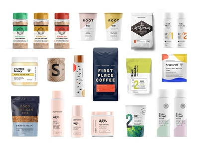 Packaging 2018 startup design drink iconography typography food identity label beverage coffee packaging logo branding skpackaging18