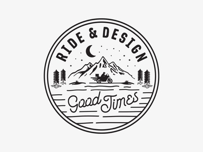 Ride & Design Badge