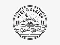 Ride & Design Badge