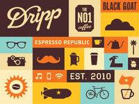05 dripp coffee pattern