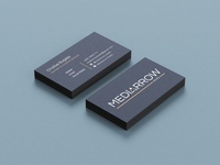 business card typography logo design business card design business cards company branding company logo vector mockup logo design concept branding