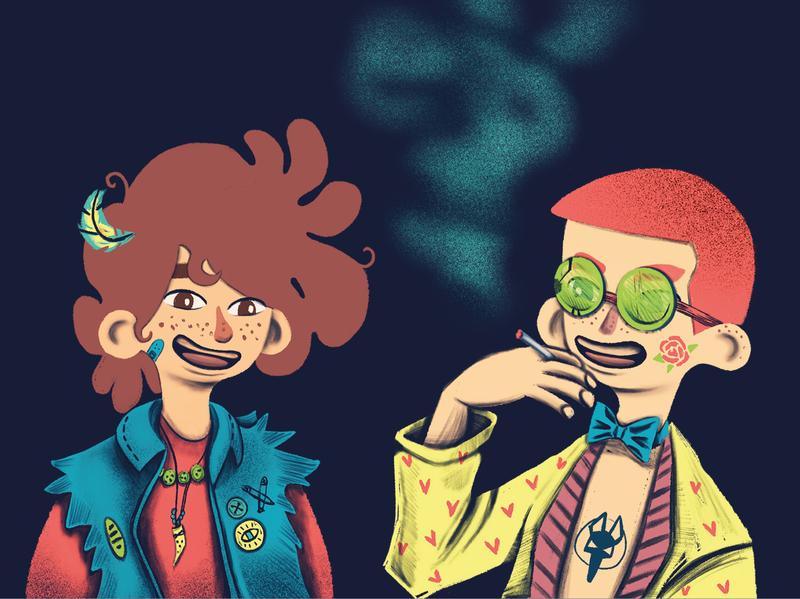 Illustration for children book childrens book character colors illustrator illustration