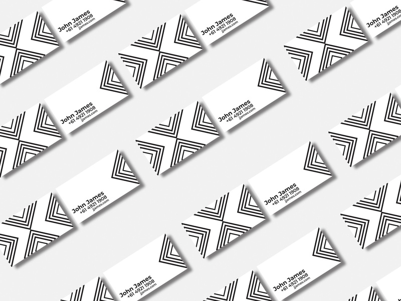 Business card brand uidesign freelance clean cards design cards ui color vector logo adobe business card design businesscard branding minimal illustration typography design